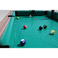Inflatable Pool / Snooker Table For Your Lawn - cuemax
