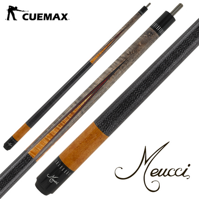 Meucci MESW01 Pool Cue w/BAR BOX PRO SHAFT - cuemax