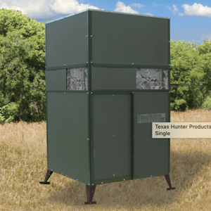 Texas Hunter Products 4'x4' Trophy Deer Blind