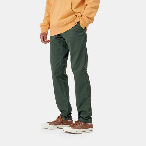Carhartt Wip Sid Pants Dark Deal