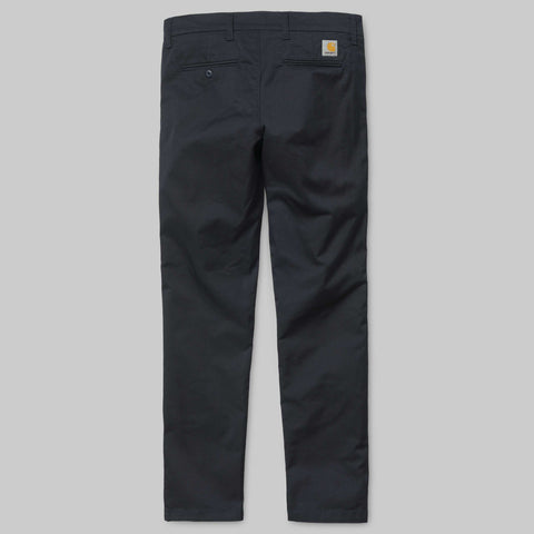 Carhartt WIP Sid Pants Dark Navy