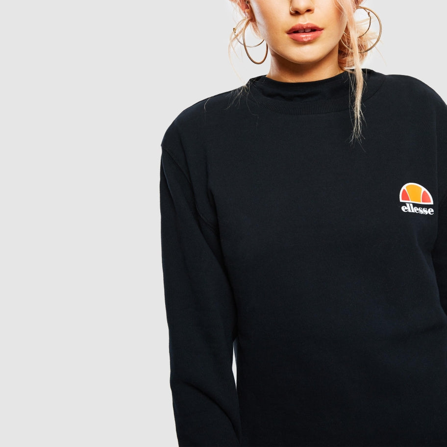 Ellesse Haverford Sweatshirt Black