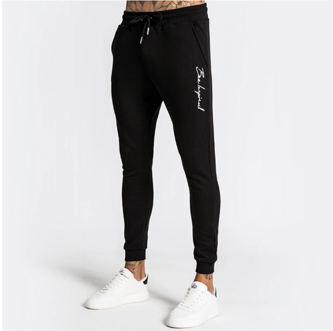 Bee Inspired Klass Joggers Black