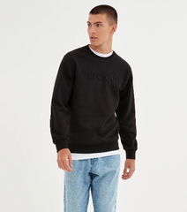 Nicce Mercury Sweatshirt - Black
