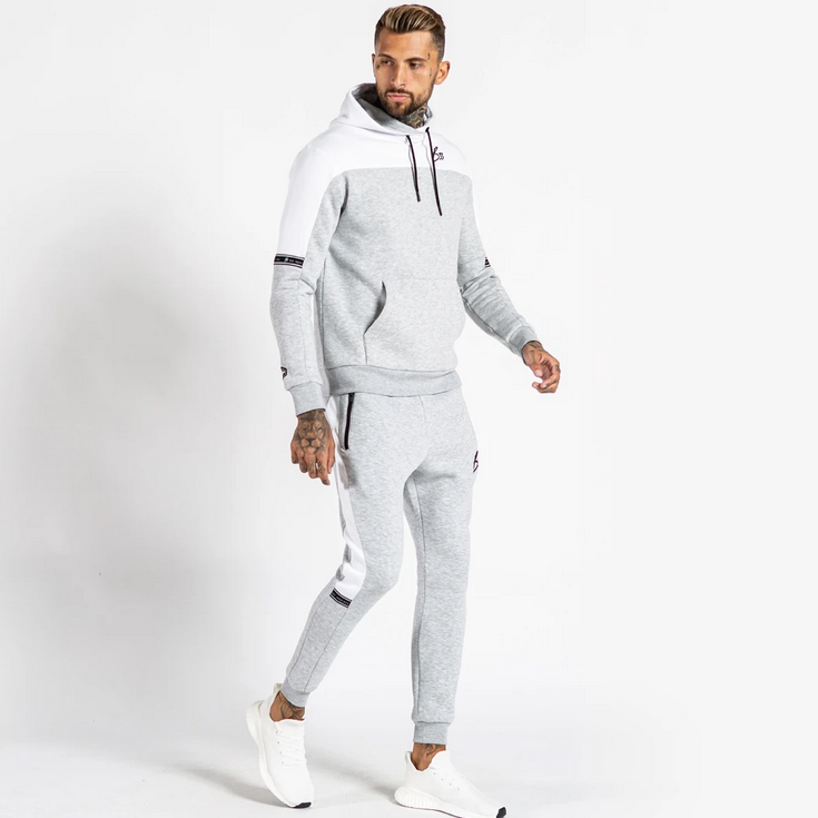 Bee Inspired Calvin Joggers Grey Marl