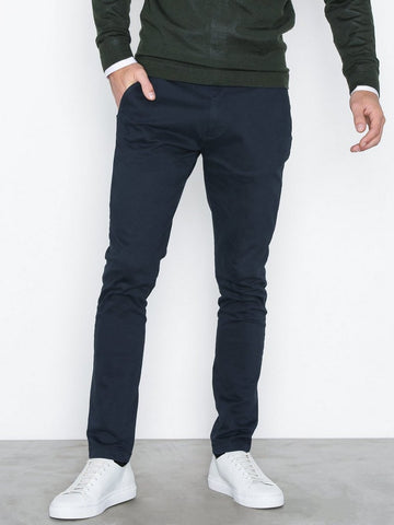 Tailored Original Rainford Pants Navy