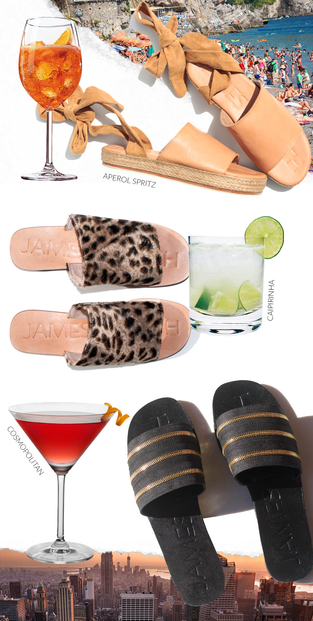 Cocktails and Slides this Summer 2018