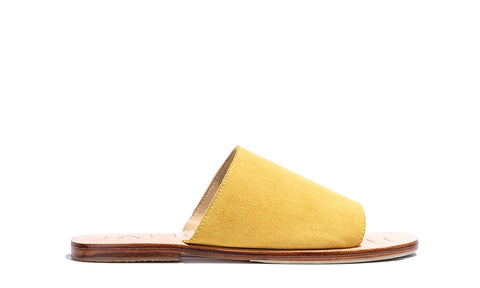 'Off Duty' - Yellow Suede