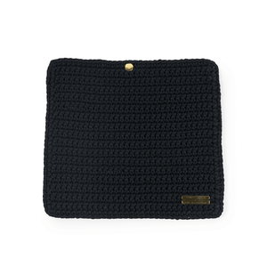 JAMES SMITH x THE MACRAMAN CLUTCH BAG
