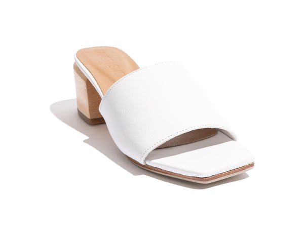 'The Sicily Slide' - White