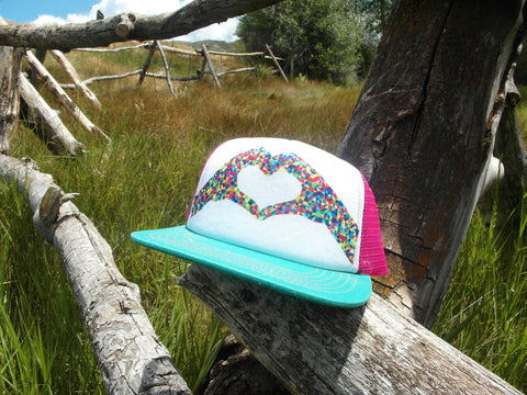Girl Trucker Hat by Cool Kids Caps