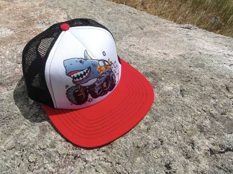 Kids Trucker Hat by Cool Kids Caps