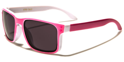 Cool Kids Sunglasses- Two-toned Pink