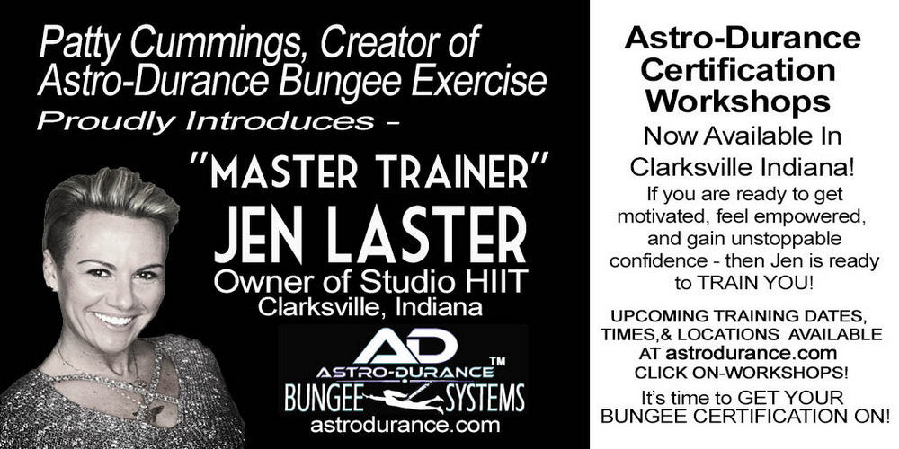 Astro Durance 1 Day Masters Class Bungee Training Workshop June 27