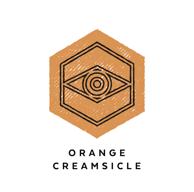 "DabWizard 30ml ""Orange Creamsicle"""