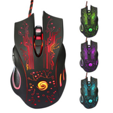 Load image into Gallery viewer, Limited Edition 3200DPI LED Gaming Mouse
