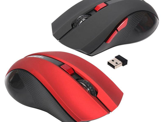 USB Wireless Mouse 6 Buttons
