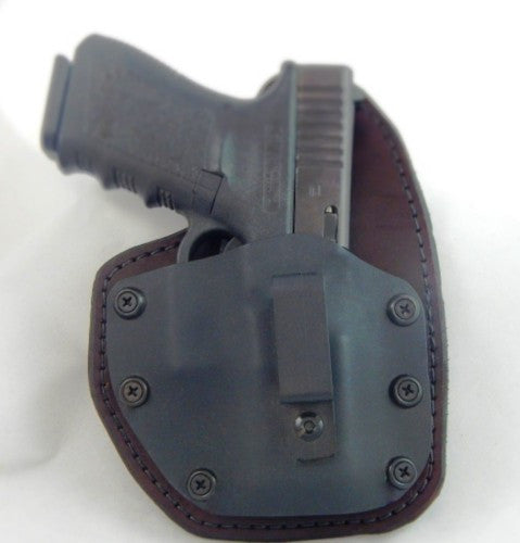IWB Hybrid Kydex/Leather Compact Holster
