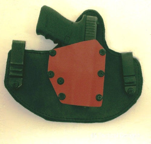 IWB Hybrid Kydex/Leather Holster