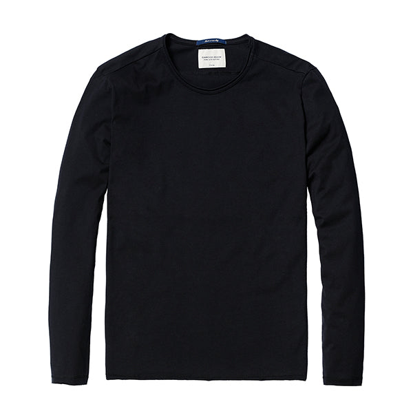 Men's Long Sleeve 100% cotton  T Shirts