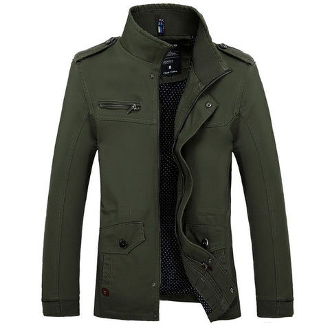 Men's Slim Fit Padded Jacket