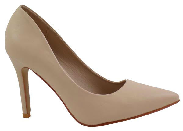 Heels beige - L'Amour Chic Boutique