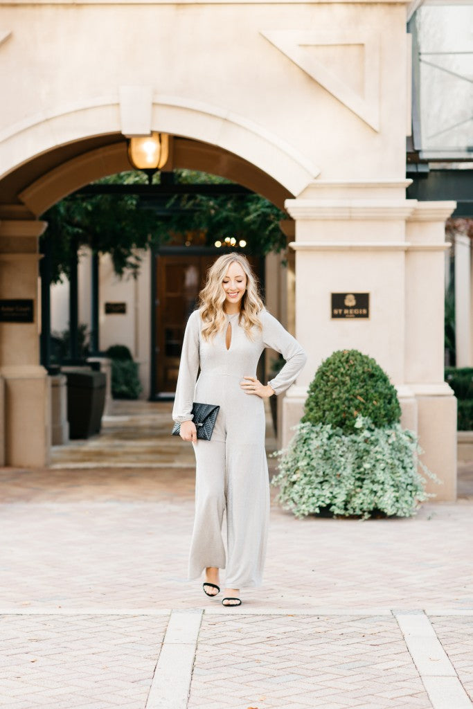 Cinderella Jumpsuit - L'Amour Chic Boutique