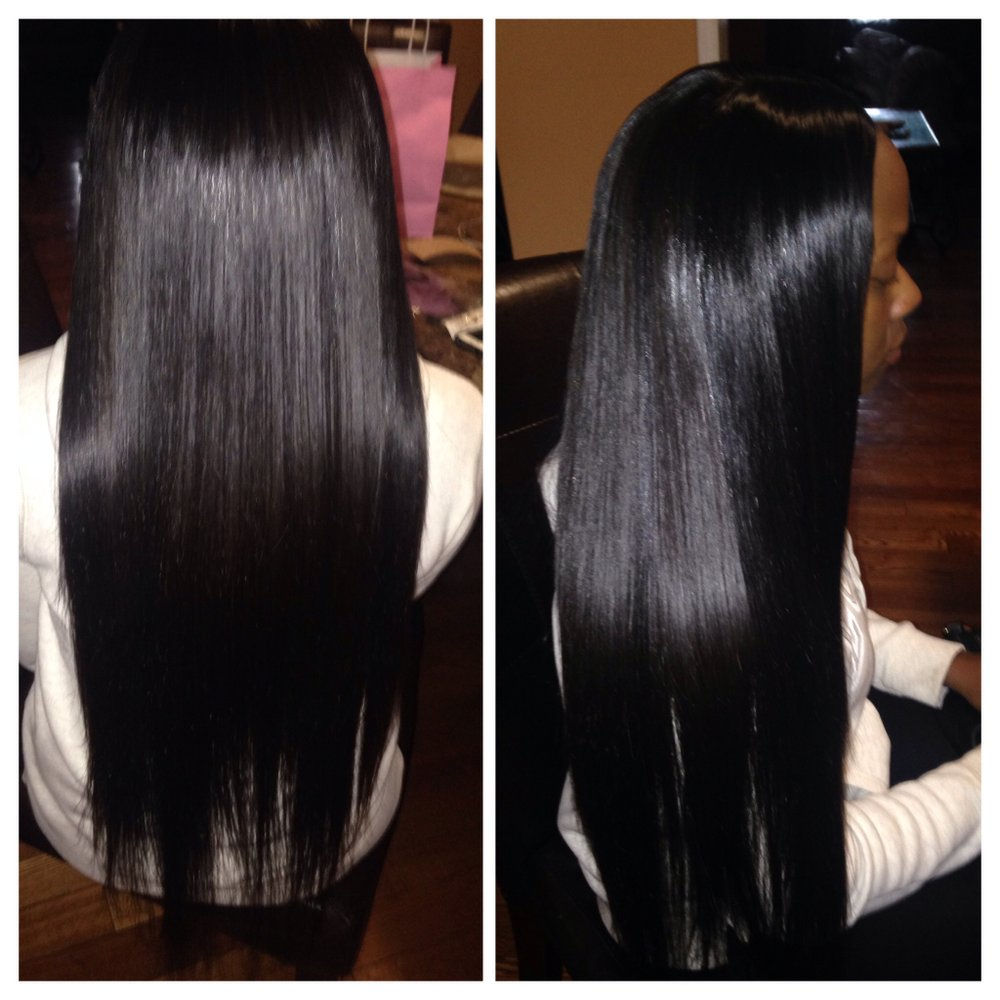 Malaysian Silky Straight - L'Amour Chic Boutique