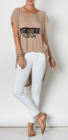 """Get Over It"" Top - L'Amour Chic Boutique"