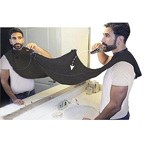 BEARD SHAVING BIB