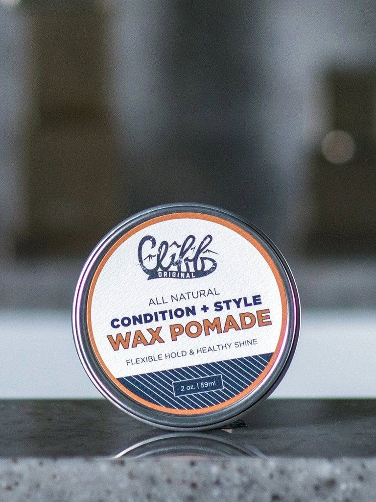 HAIR STYLING WAX PUCK