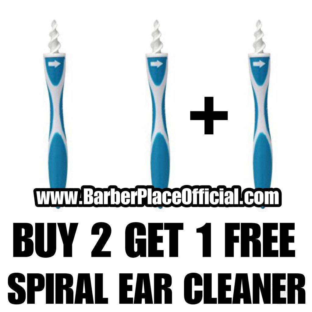 BUY 2 GET 1 FREE SPIRAL EAR CLEANER