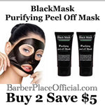 BUY 2-PACK BLACK MASK AND SAVE EXTRA $5!!!