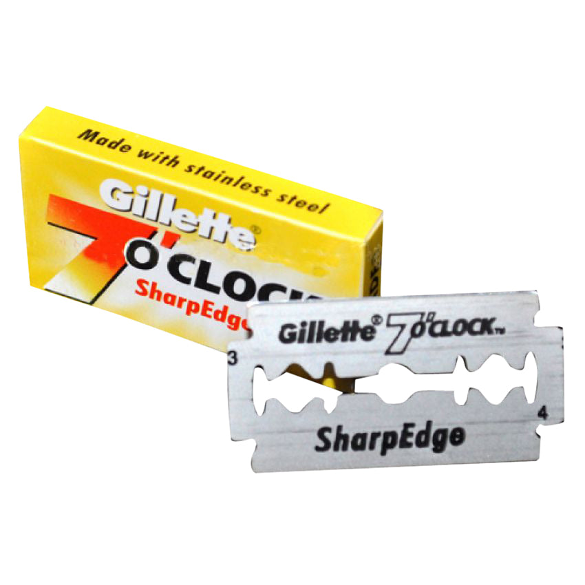 Gillette 7 O'Clock Sharp Edge Blades
