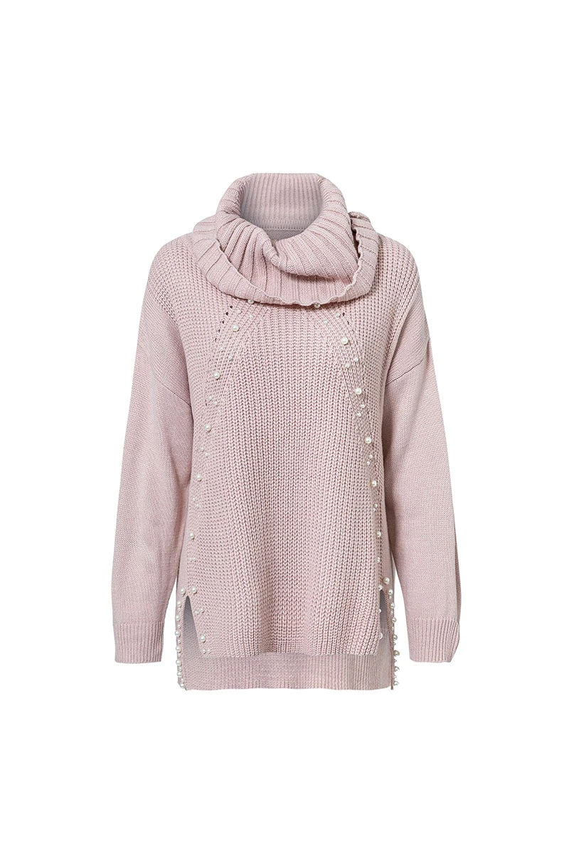 Pearl Embellished Jumper