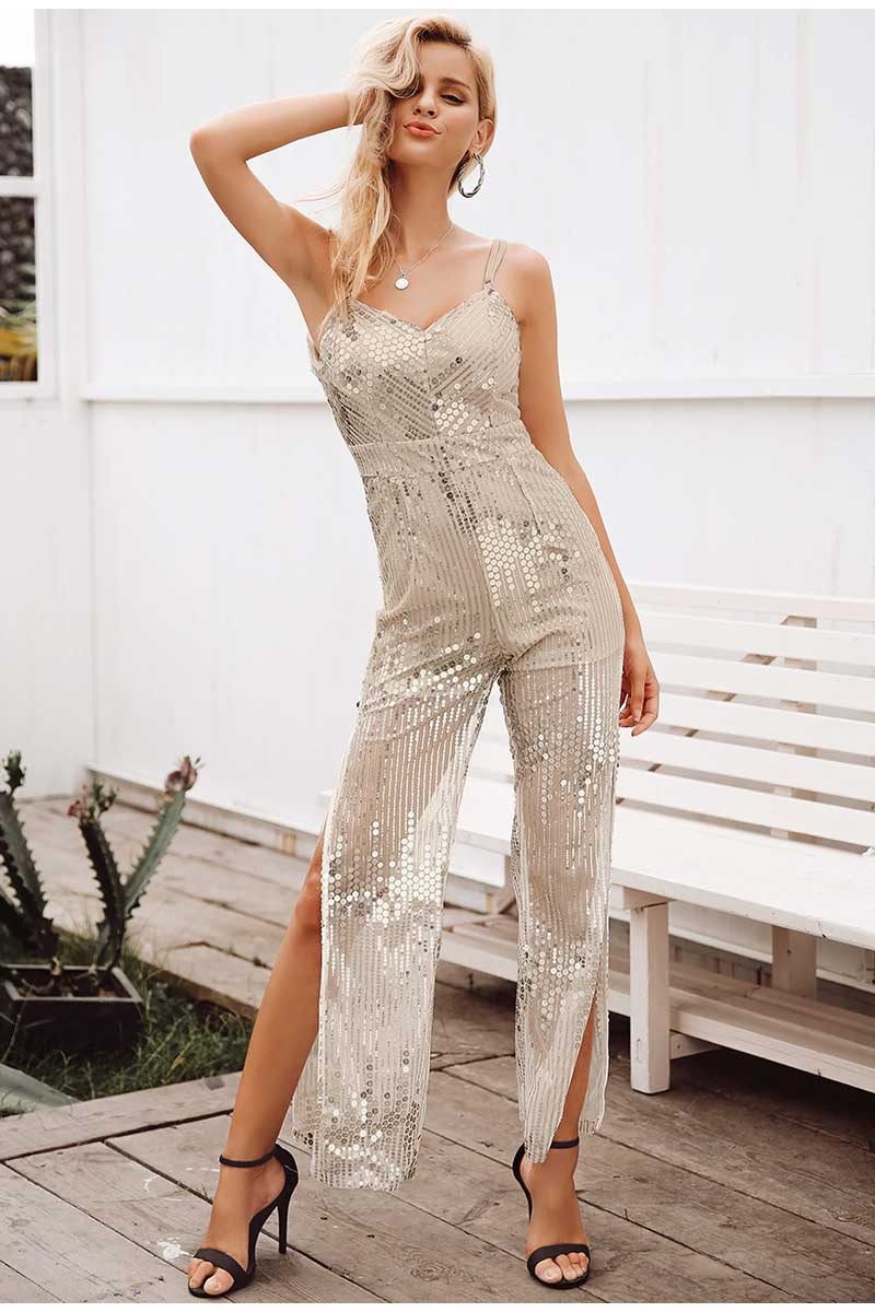 Sequin & Sparkle Jumpsuits