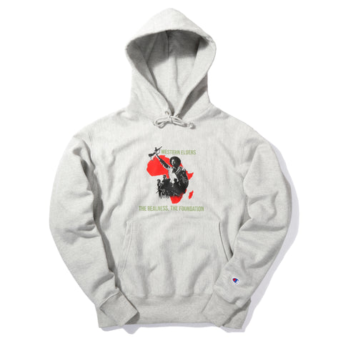 Protest Champion® Reverse Weave hoodie