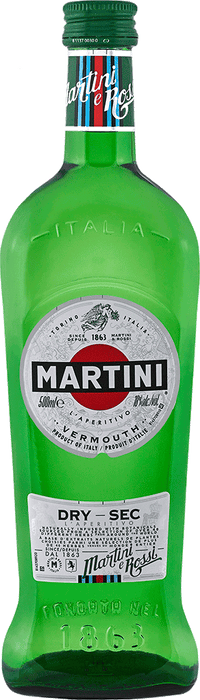 Martini Extra Dry Vermouth (1000ml)