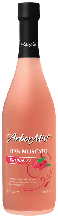 Arbor Mist Raspberry Moscato Flavoured Wine (750ml)