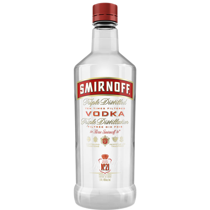 Smirnoff Vodka (1140ml)(plastic)