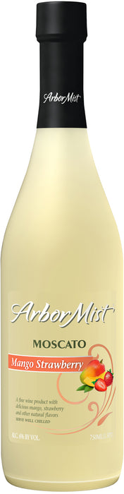Arbor Mist Mango Strawberry Moscato Flavoured Wine (750ml)