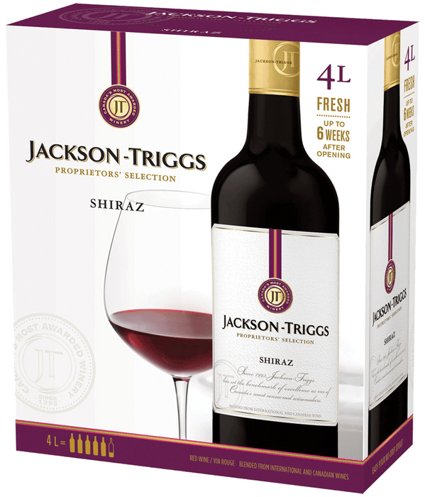 Jackson TriggsShiraz Red Wine (4000ml)