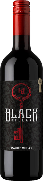 Black Cellar Malbec Merlot Red Wine (750ml)