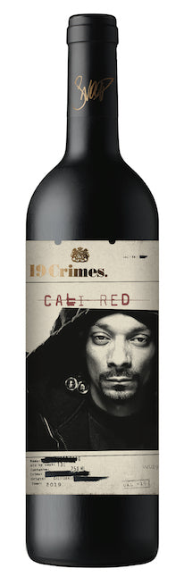 19 Crimes Cali Red, Red Wine (750ml)