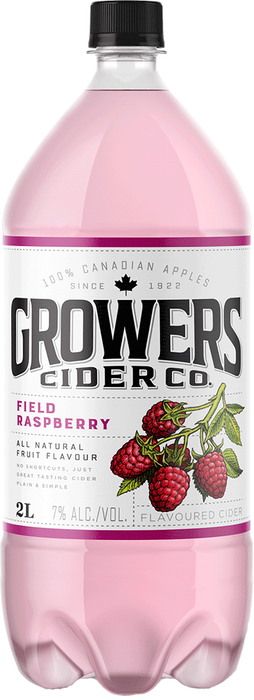 Growers Raspberry Cider (2000ml)