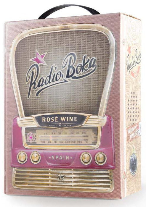 Radio Boka Rose Wine (3000ml)