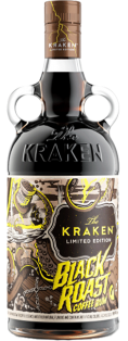 The Kraken Black Roast Coffee Rum (750ml)