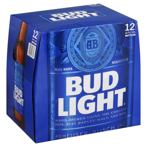Bud Light (12 Bottles)