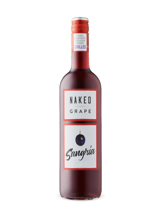 Naked Grape Sangria Red Wine (750ml)