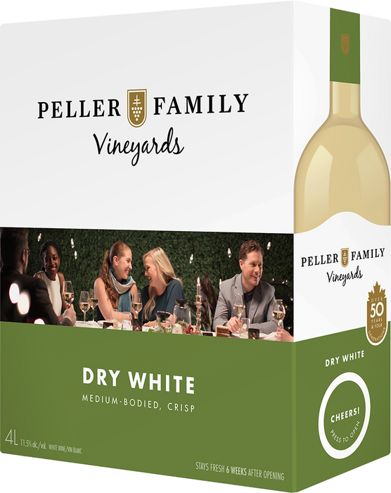 Peller Dry White Wine (4000ml)